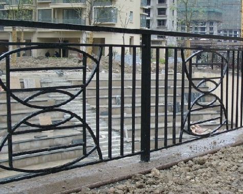 Mẫu rào sắt 1