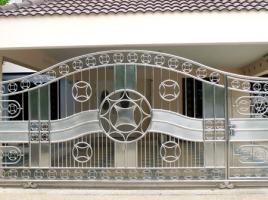 Thiết kế và thi công cổng sắt tại Hải Phòng