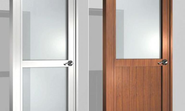 Đồng Tiến chuyên nhận làm cửa nhôm kính đẹp, đảm bảo chất lượng tại Hải Phòng