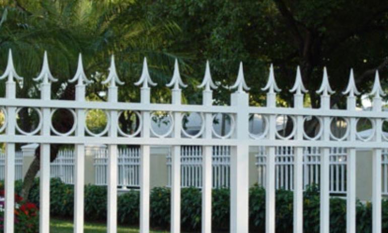 Đồng tiến chuyên sản xuất, thi công, lắp đặt hàng rào sắt đẹp, giá thành phải chăng