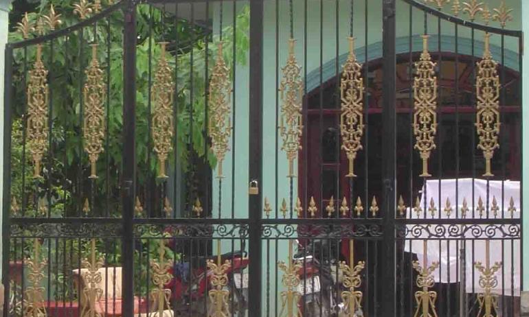 Đồng Tiến nhận làm cửa sắt, inox giá rẻ, chất lượng cao tại Hải Phòng