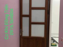 Cửa nhôm kính hải phòng