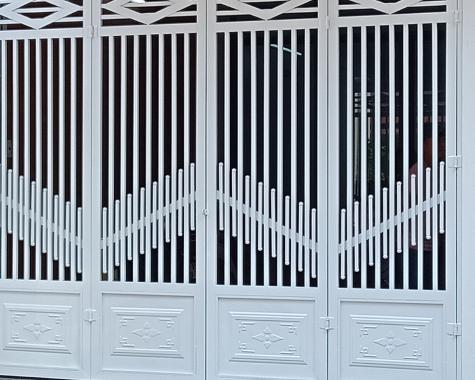 Cổng sắt đẹp hải phòng