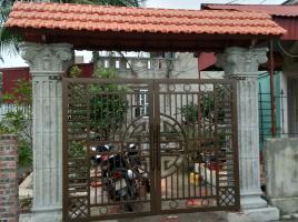 Cổng và mái cổng đẹp