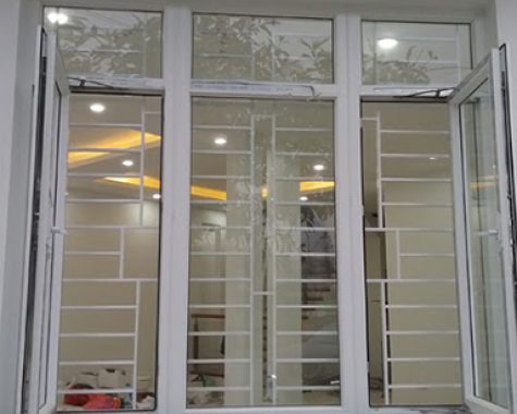 Đồng Tiến- Thiết kế và lắp đặt cửa sổ nhôm kính Việt Pháp cao cấp
