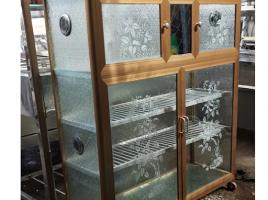 Đồng Tiến- Chuyên thiết kế các loại tủ nhôm kính bền - đẹp