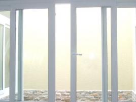 Cửa sổ lùa nhôm kính