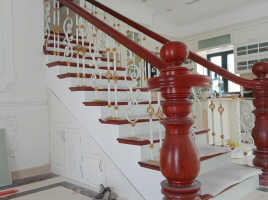 Cầu thang sắt đẹp 12