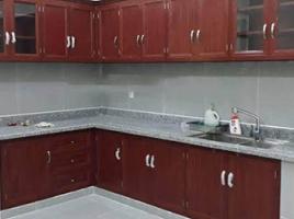 Mẫu tủ bếp nhôm kính đẹp 02