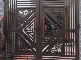 Mẫu cổng sắt đẹp 15