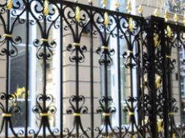 Hàng rào sắt 14