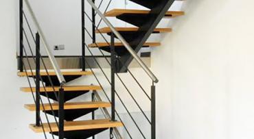 Cầu thang sắt đẹp 19